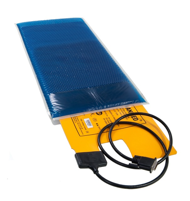Gel with heating pad högre uppl