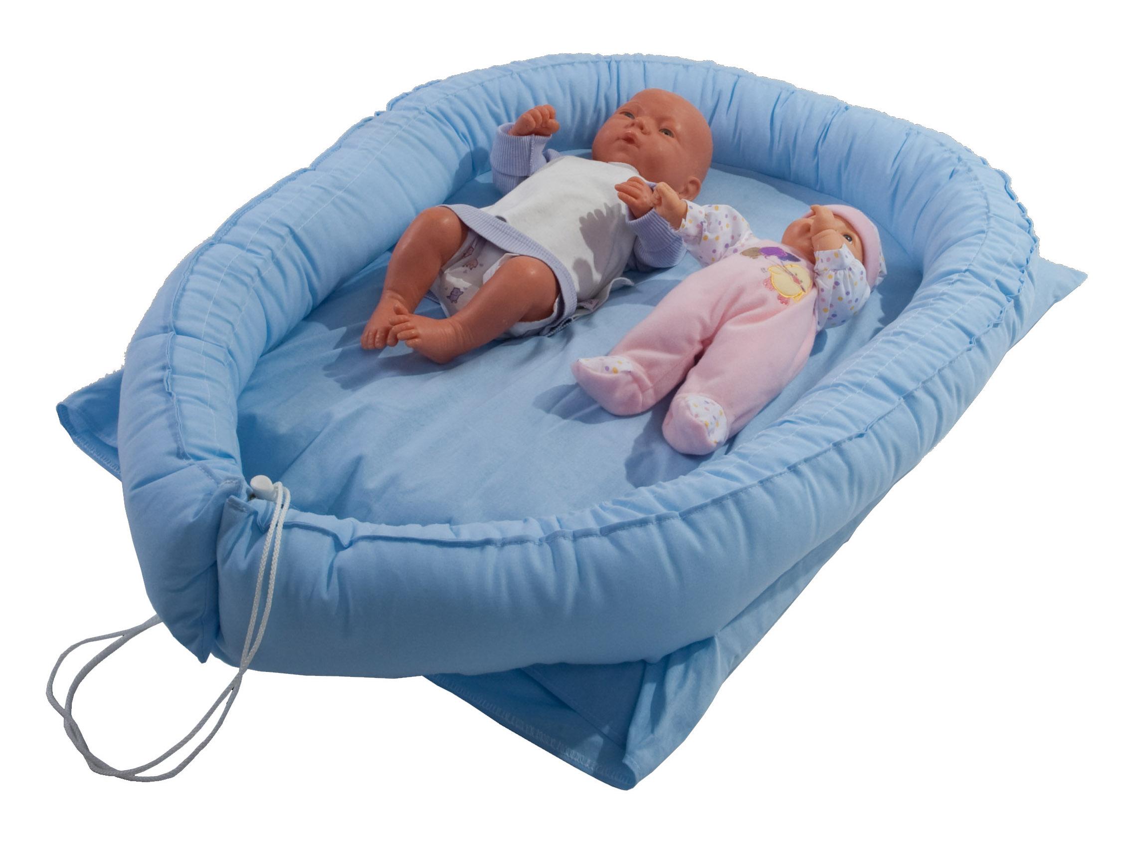Kanmed Kanmed Baby Nest For Twins Kanmed